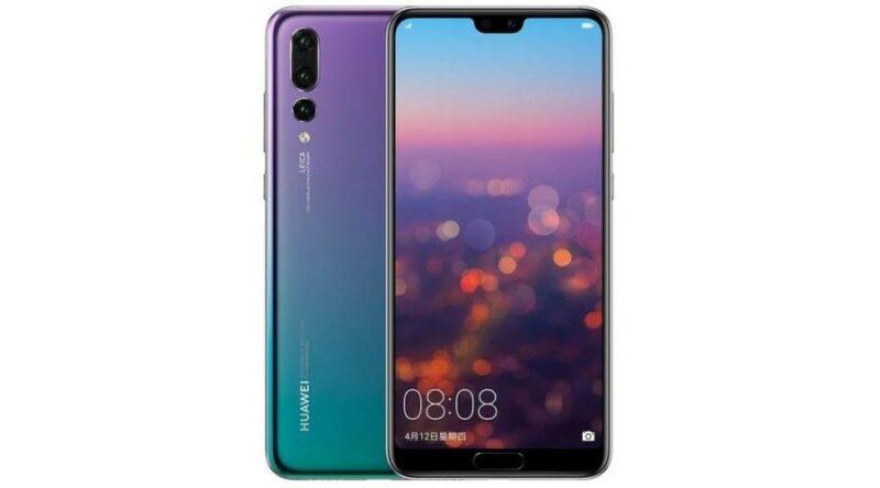 Huawei P40 széria
